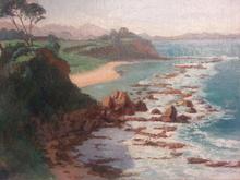 Jeanne-Clémentine THOINOT - Pintura - Madagascar - Pointe Flaccourt - Fort Dauphin