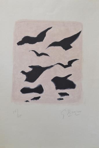 Georges BRAQUE - Grabado - *Oiseaux # 178