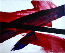 Luis FEITO LOPEZ - Painting - untitled nr 2318