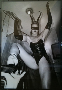 "Helmut NEWTON, ""Nurse Wolfe New York"""