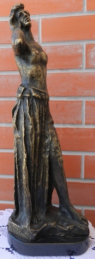 Jozef KOSTKA - Sculpture-Volume - Nude Women