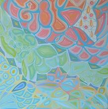 Carlo VANCHIERI - Painting - Alba Chiara