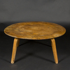 Charles & Ray EAMES - Charles et Ray Eames, table basse CTW, XXe