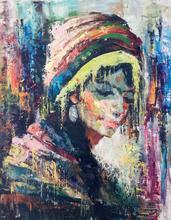Cyrus AFSARY - Painting - portrait