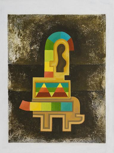 Enrique Rodriguez GUZPENA - Pintura - El camino dos