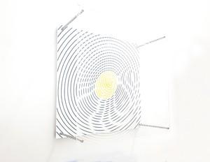 Jesús Rafael SOTO - Sculpture-Volume - Espiral con amarillo