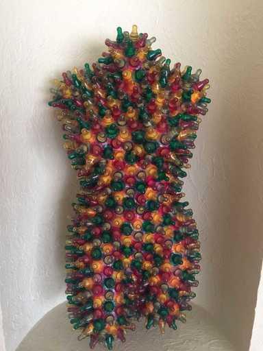 Federico URIBE - Escultura - Tutti frutti