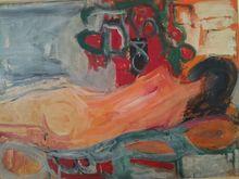 Michael ARGOV - Pintura - Nude