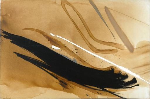 Huguette Arthur BERTRAND - Painting - L'amant cachalot