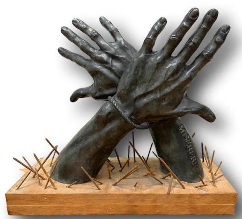 Pierre-Yves TRÉMOIS - Sculpture-Volume - Miserere