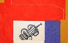 Pierre ANTONIUCCI (1943) - Pompéiennes - le chariot