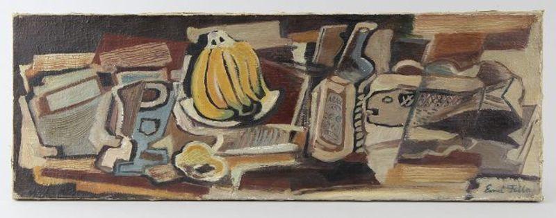 Emil FILLA - Pintura