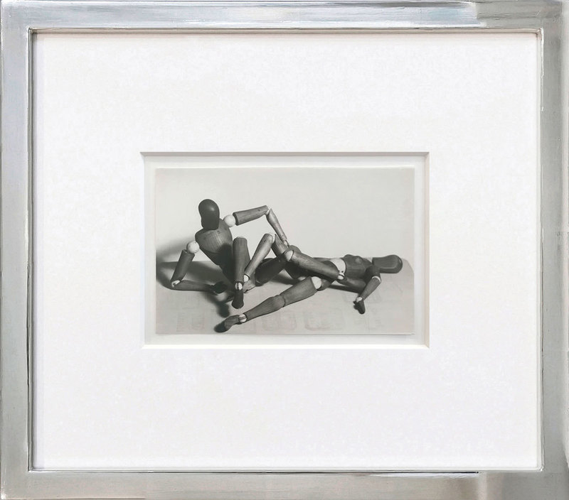 MAN RAY - Fotografia - Mr. and Mrs. Woodman #15