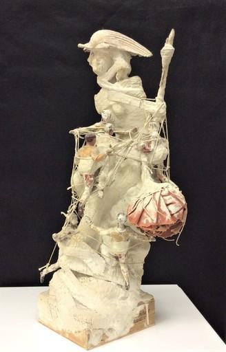 凯撒·巴达奇尼 - 雕塑 - MADAME BUTTERFLY