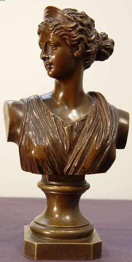 Eugen BÖRMEL - Skulptur Volumen - Aphrodite