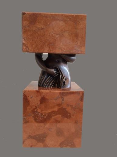 Sacha SOSNO - Sculpture-Volume - Femme sortant du bain - Vénus