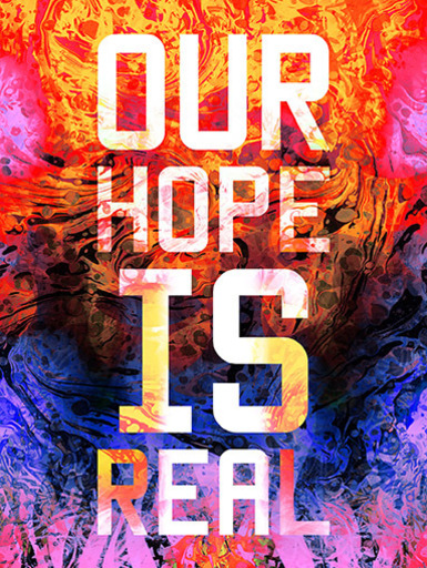 Mark TITCHNER - Fotografia - OUR HOPE IS REAL