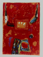 Kumi SUGAI - Stampa Multiplo - Diable rouge