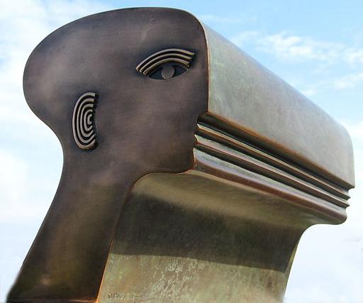 Josep María SUBIRACHS SITJAR - Escultura - Diosa Parasonica | Parasonic Goddess