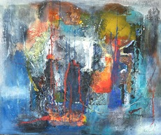 Steliana MOCANU - Pintura - Boheme