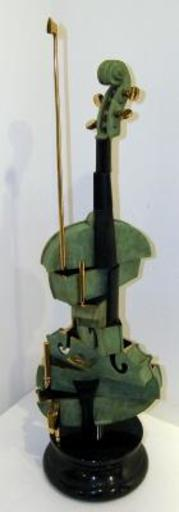 Fernandez ARMAN - Escultura - VIOLIN