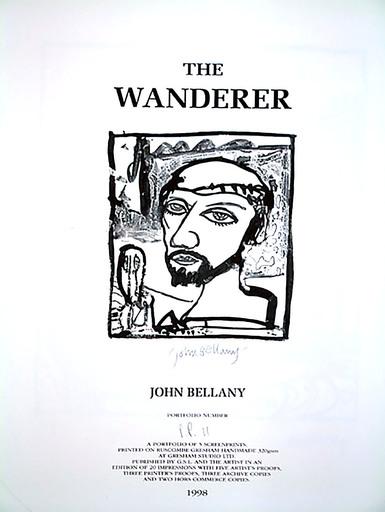 John BELLANY - Druckgrafik-Multiple - The Wanderer Portfolio