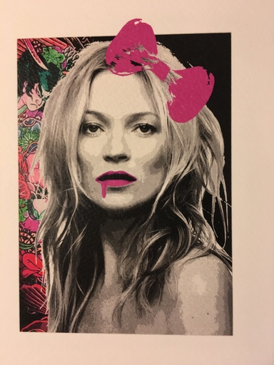 DEATH NYC - Sculpture-Volume - Hello Kitty  Kate Moss