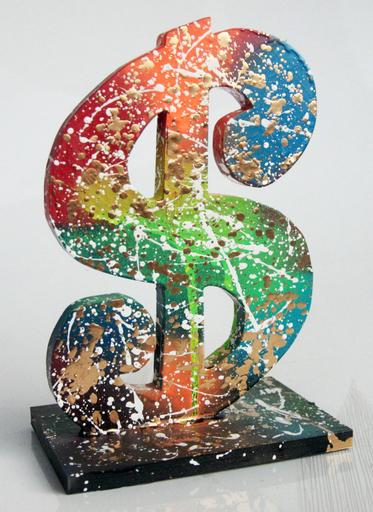 SPACO - Sculpture-Volume - money is art