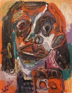 Thierry LOULÉ - Painting - O toureiro Portuguès