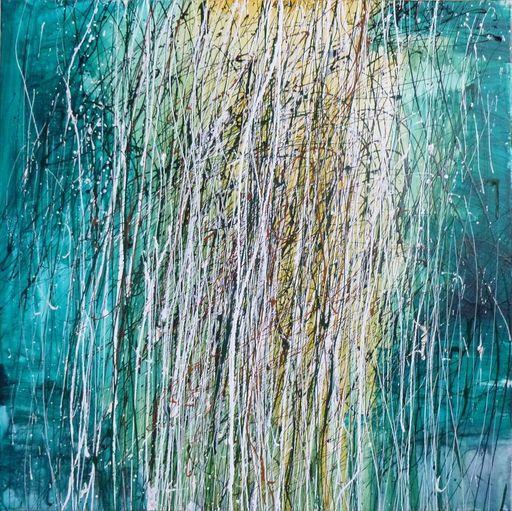 Marie Edmée SEGUIN - Painting - Ocean