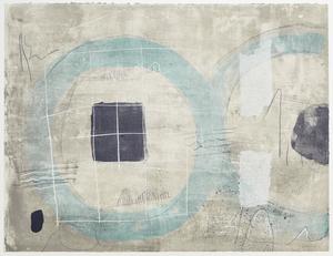 Pep COLL - Print-Multiple - Cercle Blau