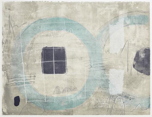 Pep COLL - Druckgrafik-Multiple - Cercle Blau