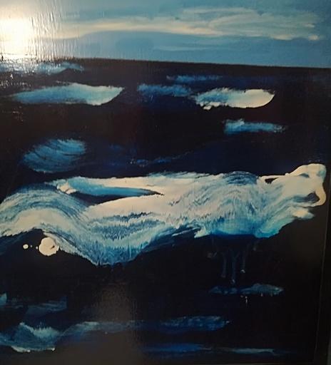 Franco ANGELI - Pintura - Orizzonte