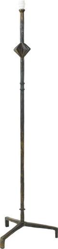 """Alberto GIACOMETTI - Sculpture-Volume - Lampadaire modèle """"Etoiles"""""""