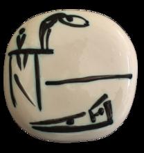 巴勃罗•毕加索 - 陶瓷  - Divers | Plongeurs