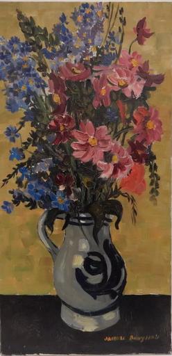 Jacques BOUYSSOU - Pintura - bouquet