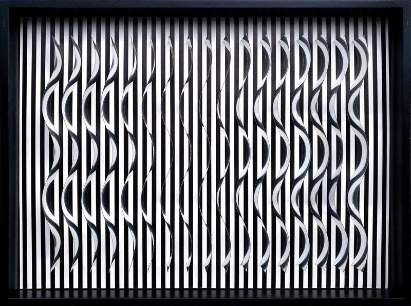 Julio LE PARC - Scultura Volume - Untitled