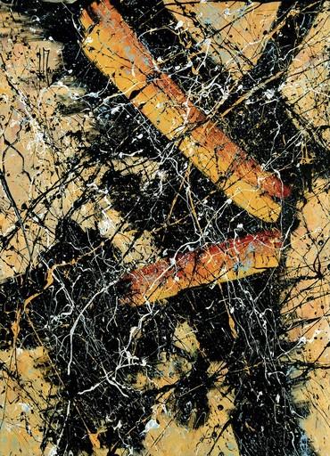 Jean-Jacques MARIE - Gemälde - composition A404