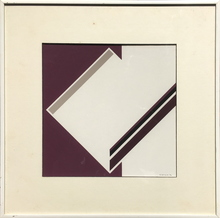 Gilbert DECOCK - Dibujo Acuarela - Composition