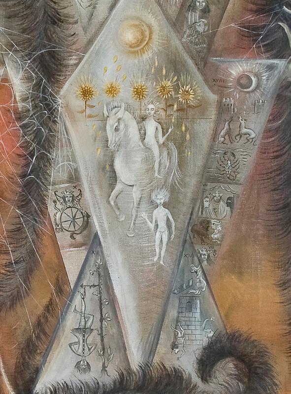 Leonora CARRINGTON - Painting - N/A
