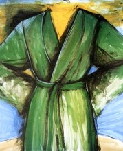 Jim DINE (1935) - The Mighty Robe