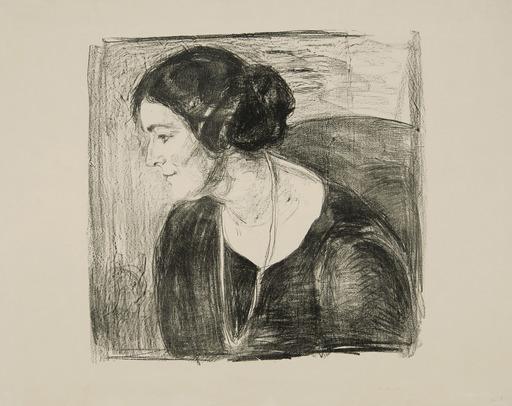 Edvard MUNCH - Print-Multiple - Inger Barth