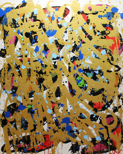 JONONE - Pittura - Everything is going to be fine