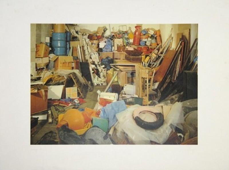 Tony CRAGG - Grabado - Landscape