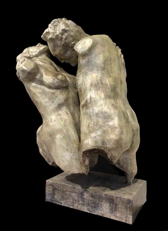 Val CARR-ORTOLAN - Sculpture-Volume - Désir
