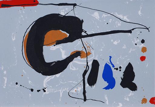 Jim BIRD - Estampe-Multiple - S / T