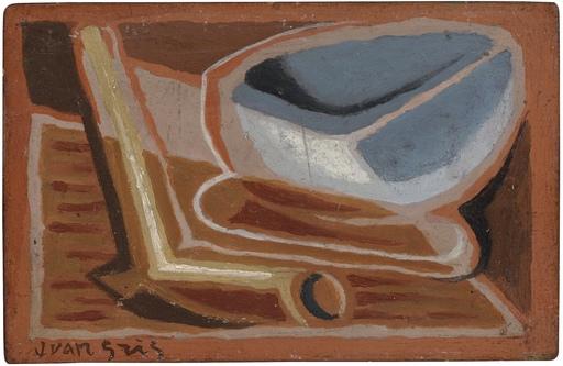 Juan GRIS - Painting - Le bol