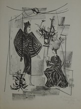 Raymond DAUPHIN - Print-Multiple - L'EGYPTIENNE