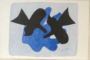 Georges BRAQUE - Print-Multiple - Pelias et Nelee