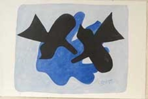 Georges BRAQUE - Print-Multiple - Pelias et Nelee